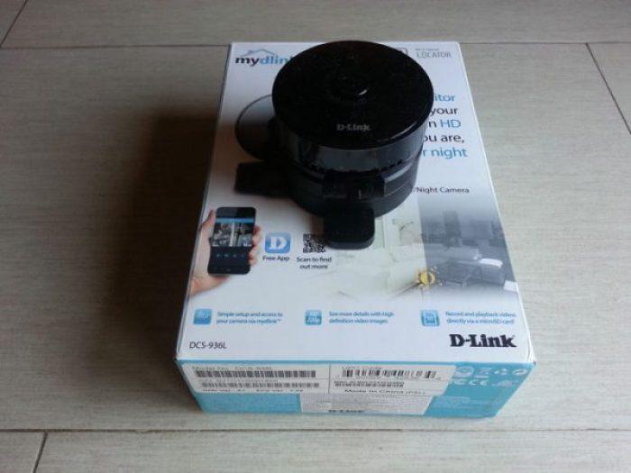 D-Link DCS-936L, la videocamera di sorveglianza compatta e funzionale 1