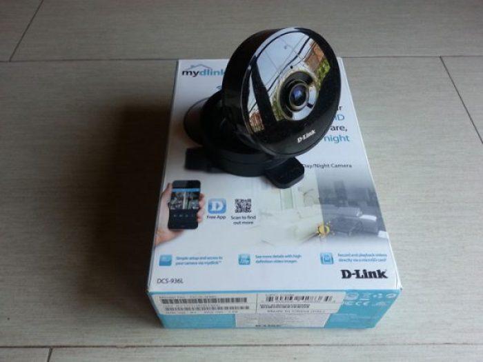 D-Link DCS-936L Design
