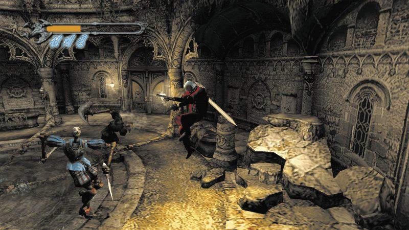 Recensione di Devil May Cry HD Collection, un porting davvero deludente 3