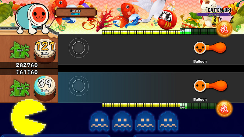 Immagine di Taiko no Tatsujin Drum Session
