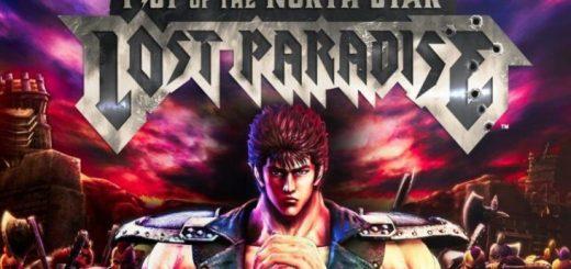 Locandina Fist of the North Star: Lost Paradise