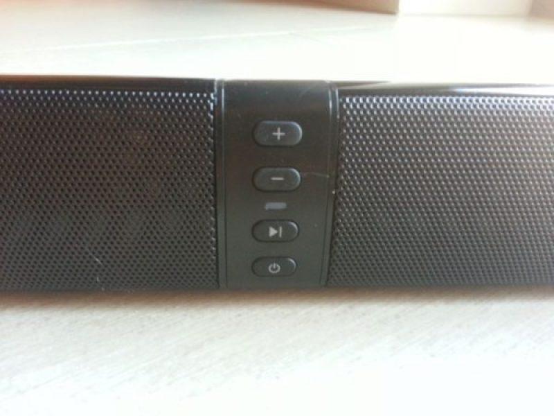 Shunpad BS-36, lo speaker che si trasforma in soundbar 3