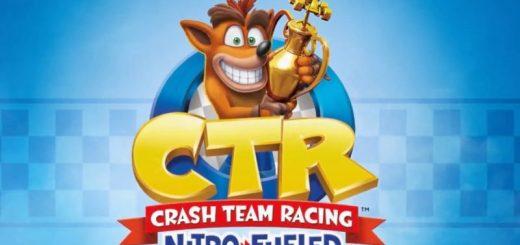 Annunciato Crash Team Racing Nitro Fueled