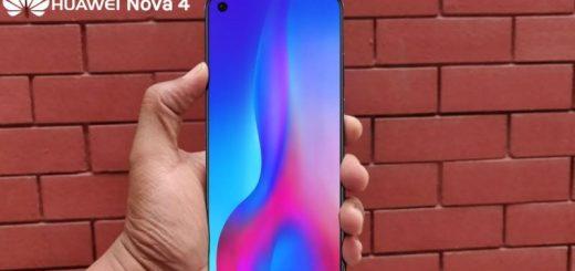 Huawei Nova 4 Design