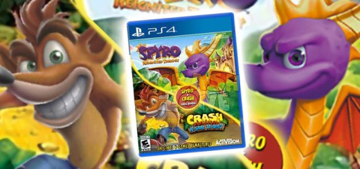 Spyro & Crash Bundle