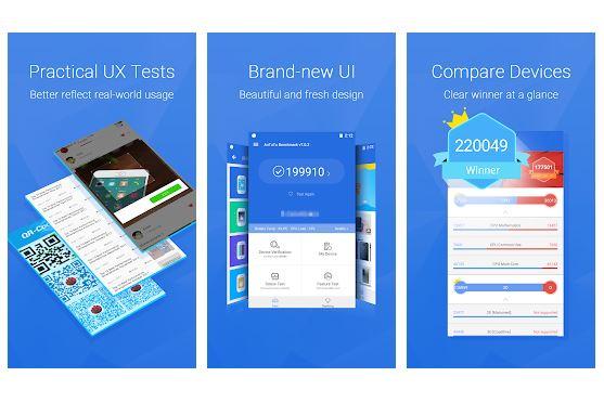 Le app migliori per il benchmark dello smartphone 1
