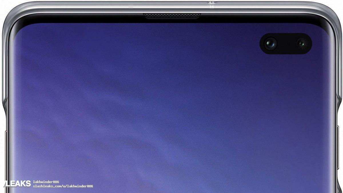 Trapelate le prime immagini delle fotocamere del Samsung Galaxy S10 Plus 2