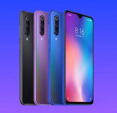 Design dello Xiaomi Mi 9 SE