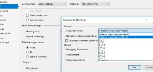 C# 7.1 default