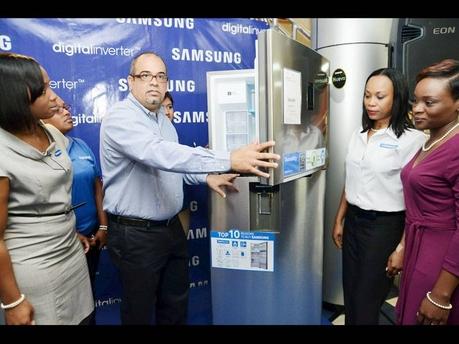 samsung launch digital inverter