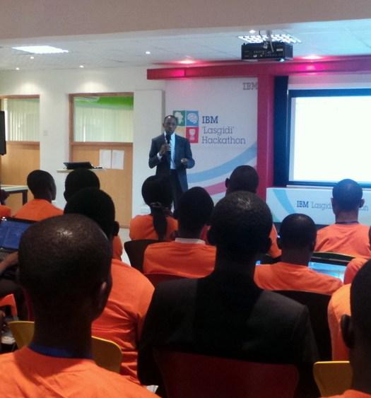 Lagos Hackathon