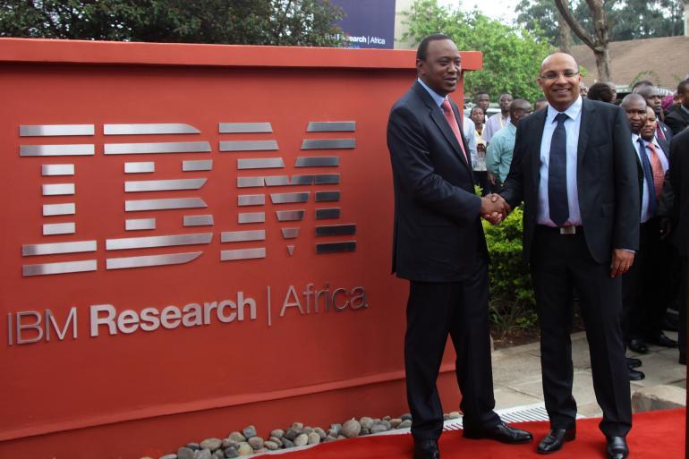 IBM Research Africa, universities