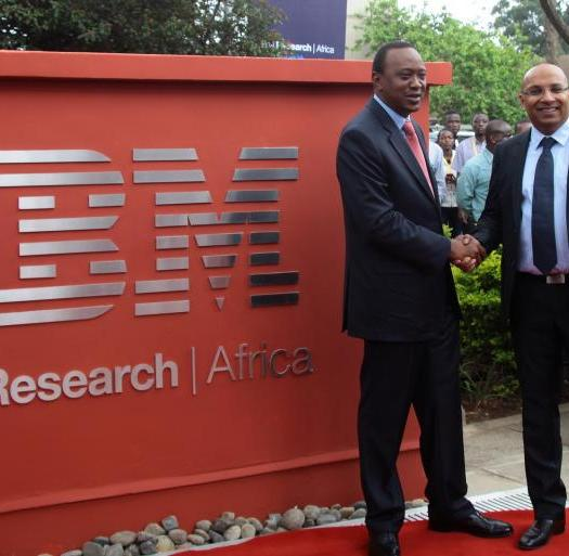 IBM Research Africa, universities