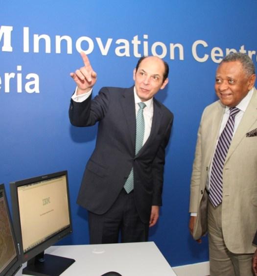 IBM, Innovation Centre