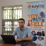 Massimiliano Spalazzi MD of Kaymu.com.ng