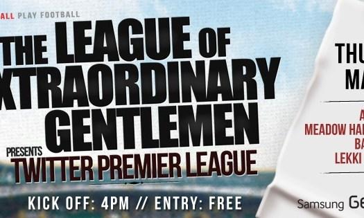 Twitter Premier League, TPL