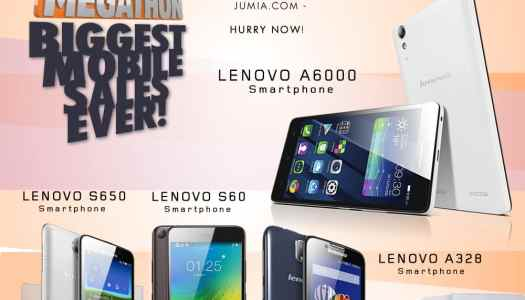 Lenovo: Gold Partner at the Jumia Mobile Week Megathon