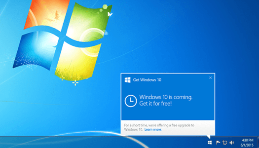Reserve Your Free Copy Now: Windows 10 Coming On July 29