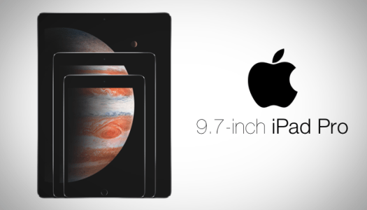 The new 9.7 inch iPad Pro leaves nothing to be desired