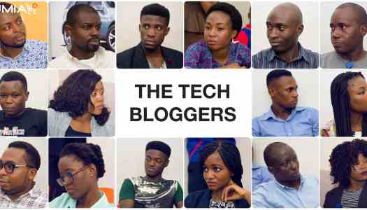 Jumia mobile week reloaded kicks off with Tech bloggers roundtable