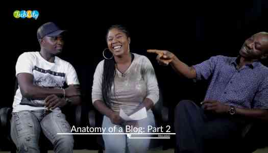 The Anatomy of a Blog Pt 2 – The 7 minute show
