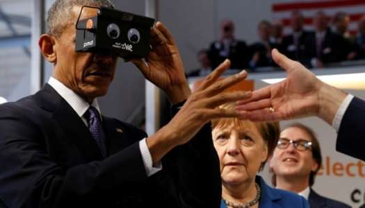 Revenue from virtual reality set to hit $1bn this year