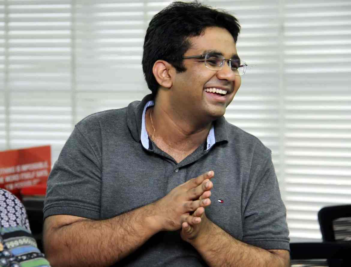 Deepanker Rustagi, founder and General Manager VConnect