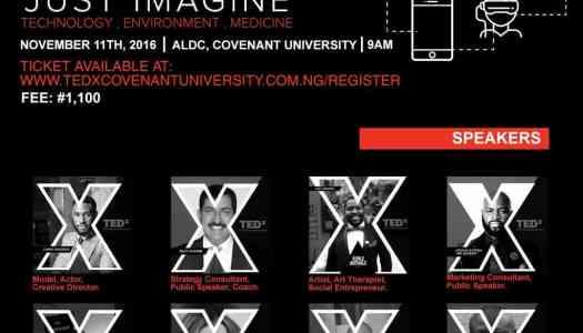 So, TEDx Covenant University happened…