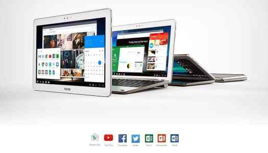 Meet the TECNO DroiPad 10 Pro II with Remix OS