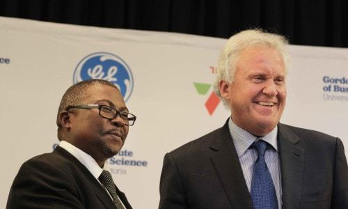 GE Announces Partnership With Transnet To Digitise African Transport