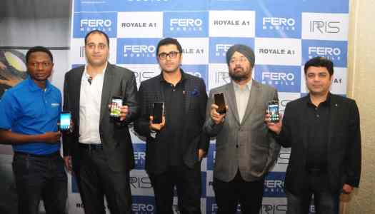 Fero Mobile unveils its brand in Nigeria, Launch two new devices