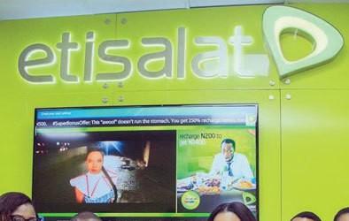 Nigerian Banks to take over Etisalat over N541.8bn debt