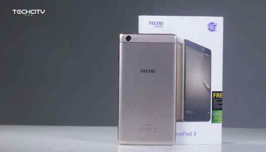 Tecno PhonePad 3: Hands on review