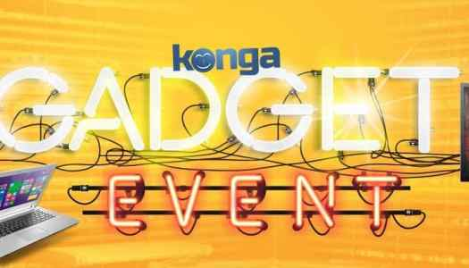 Konga Crashes Price On Appliances And Gadgets To Reward Shoppers!