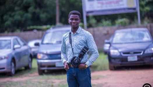 #TGIF: Meet Rotimi Okungbaye, your Nigerian Tech meet-up Photographer