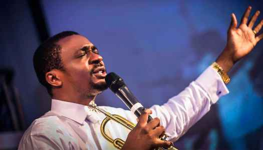 Nathaniel Bassey is causing an Instagram Revival with the #HallelujahChallenge