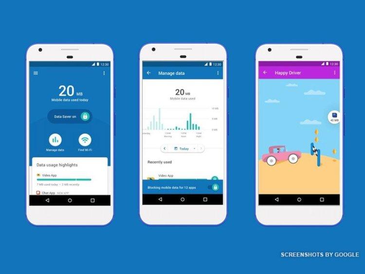 Datally app