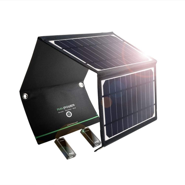 RAVPower 16W Solar Panel Charger Gadgets
