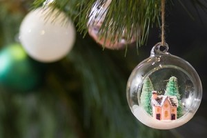 Long Island Home Inspection Christmas Ornaments