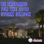 Be Prepared For The 2018 Storm Season