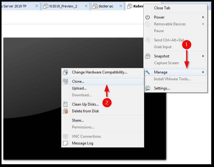Cloning a VM Checklist - Linux