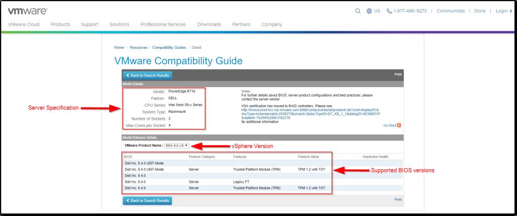 Runecast Analyzer Added VMware HCL Support : Online HCL
