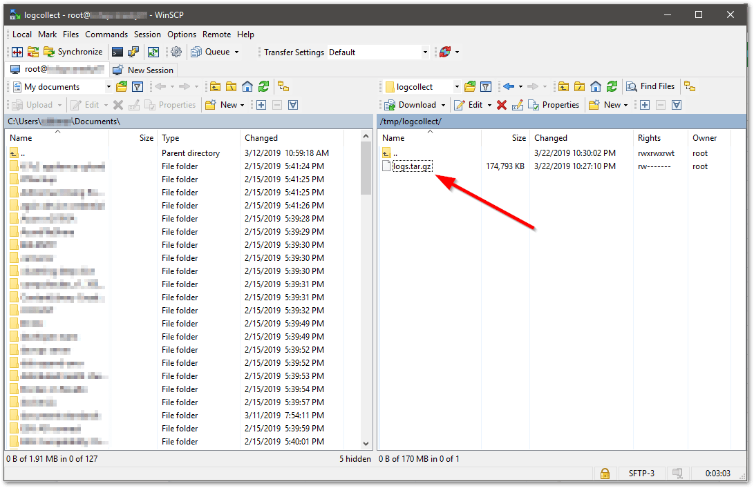How To Collect VMware Skyline Collector Support Logs