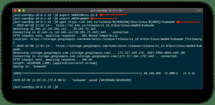 Upgrade A Kubernetes Cluster Using Kubeadm master