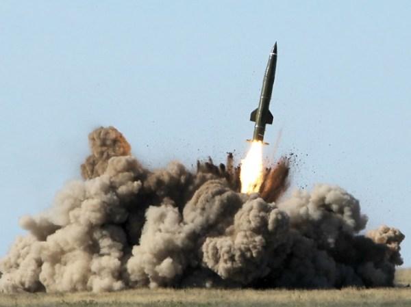 Баллистическая ракета «Точка-У». Характеристики, фото, ттх ...