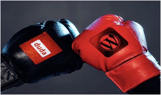 Duda Vs WordPress