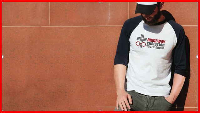 Tri-Blend Style of T-Shirts and Raglan Tees