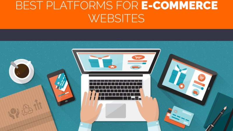 Best Platforms For E-Commerce Websites