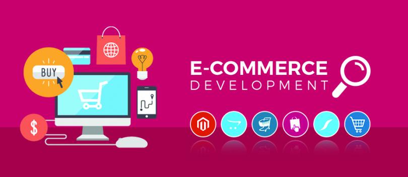 eCommerce website development Delhi