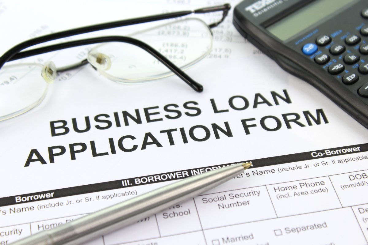 Small business loans and loan rates
